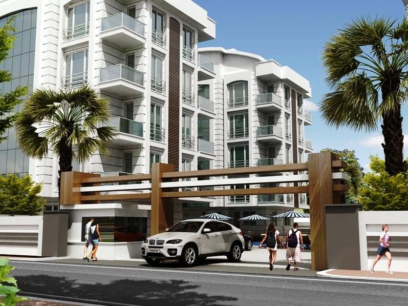 New Flats inside Antalya for Sale 5
