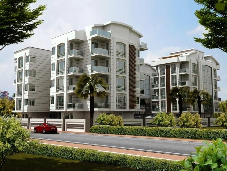 New Flats inside Antalya for Sale 6