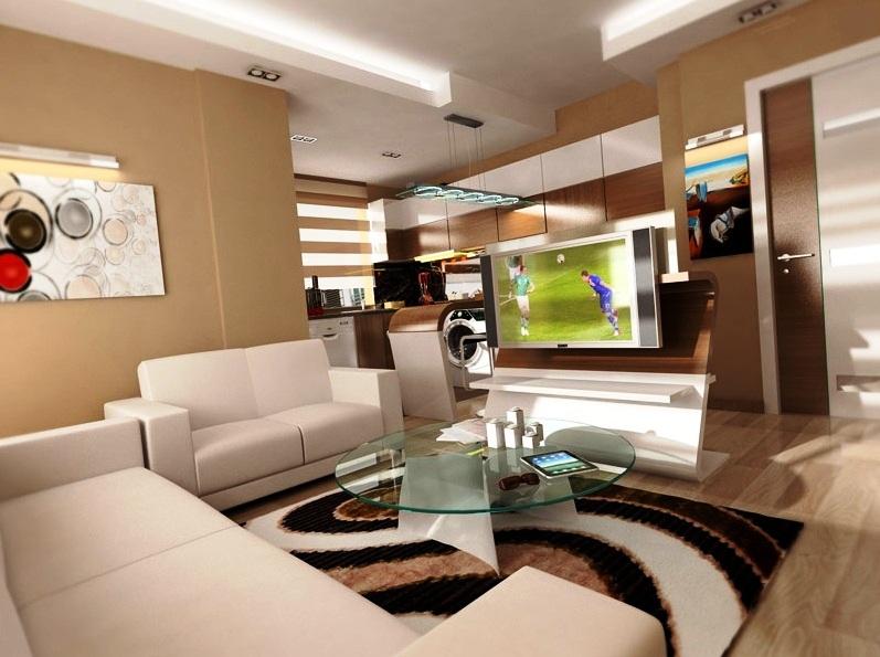 New Flats inside Antalya for Sale 9