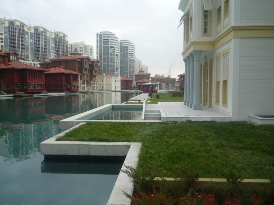 Apartments In A Luxury Compound In Istanbul 2