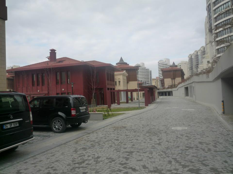 Apartments In A Luxury Compound In Istanbul 20