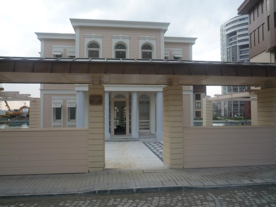 Apartments In A Luxury Compound In Istanbul 21