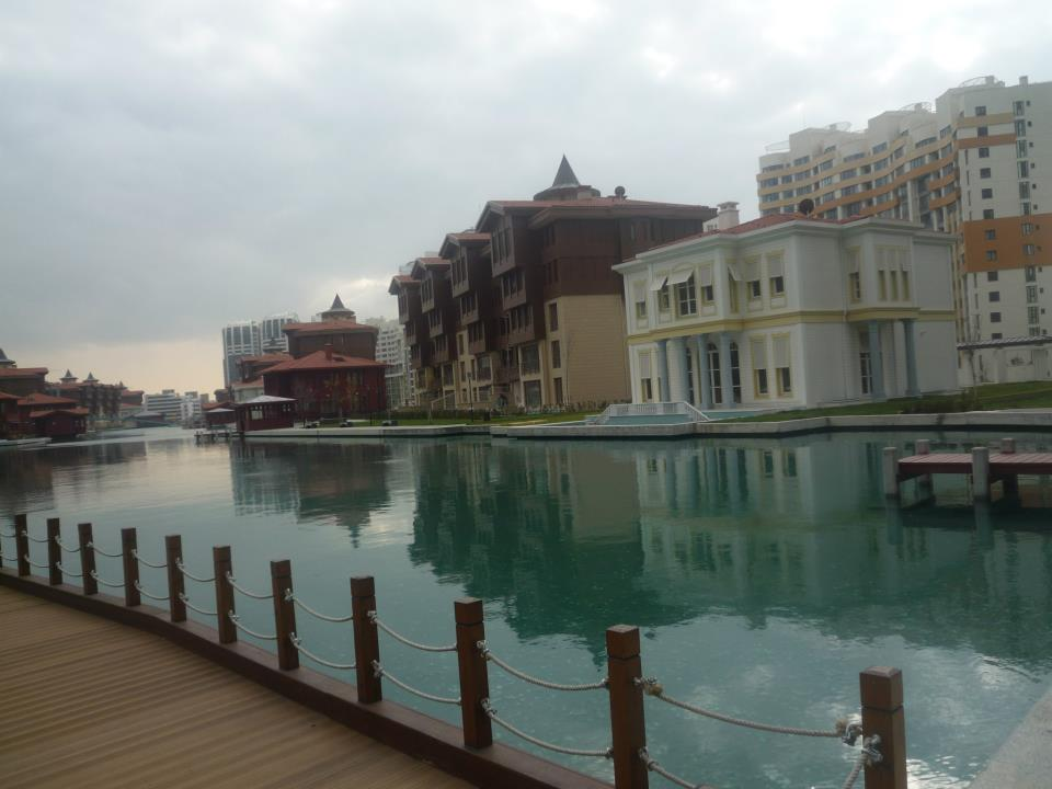 Apartments In A Luxury Compound In Istanbul 22
