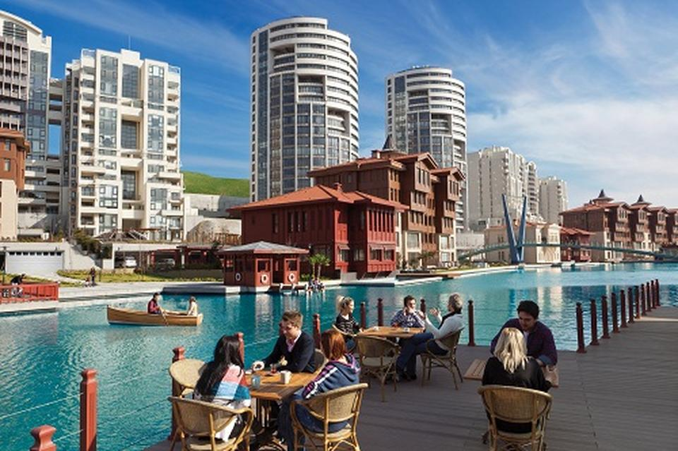 Apartments In A Luxury Compound In Istanbul 25