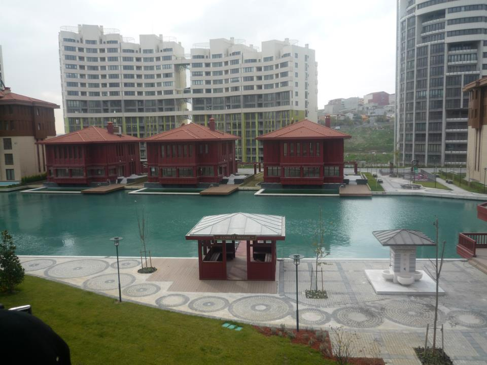 Apartments In A Luxury Compound In Istanbul 4