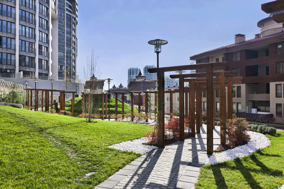 Apartments In A Luxury Compound In Istanbul 7