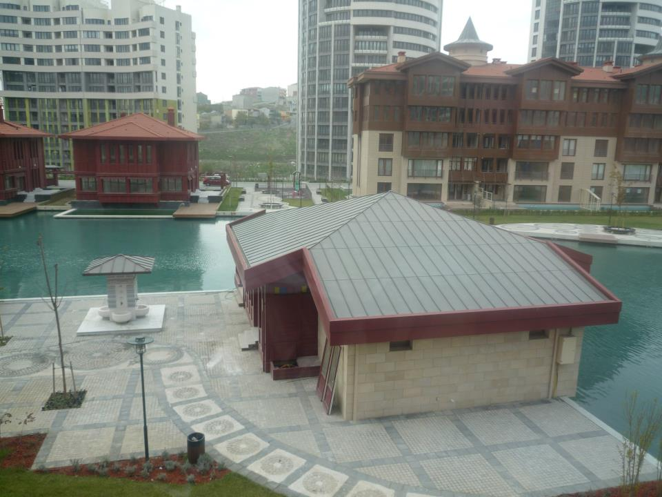 Apartments In A Luxury Compound In Istanbul 8