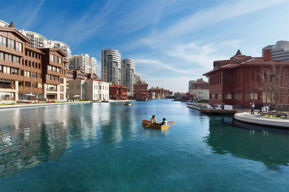 Apartments In A Luxury Compound In Istanbul 9