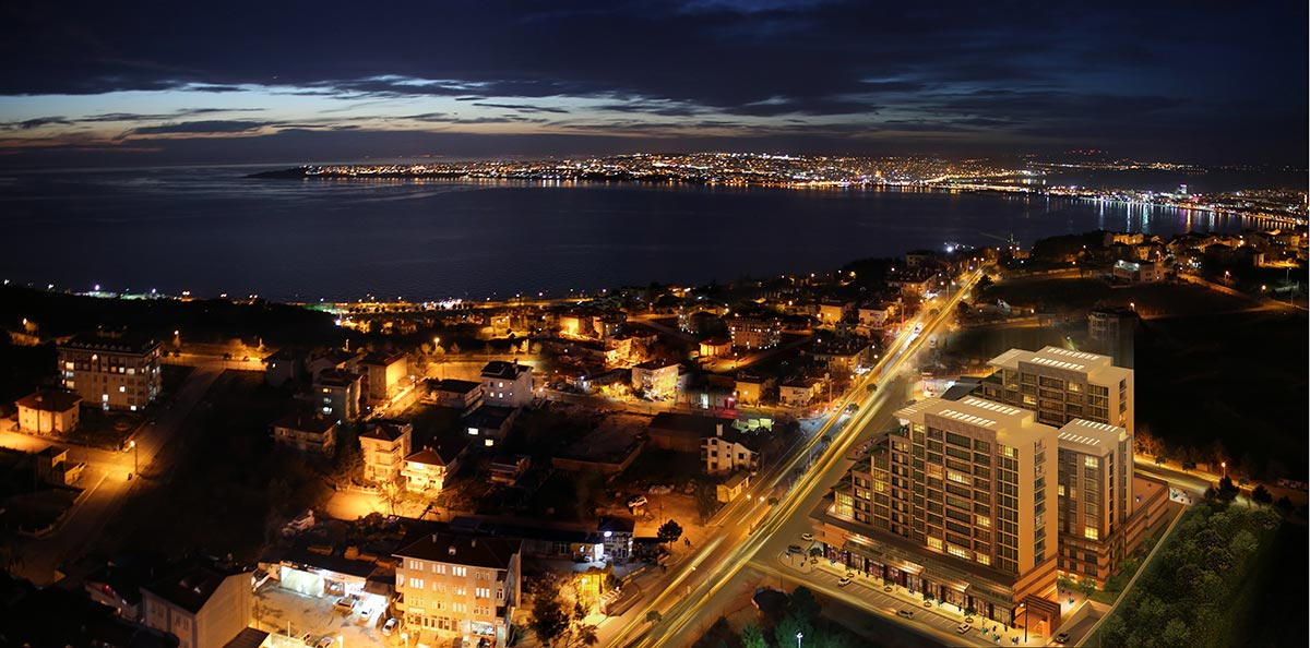 apartments with seaview in istanbul 4