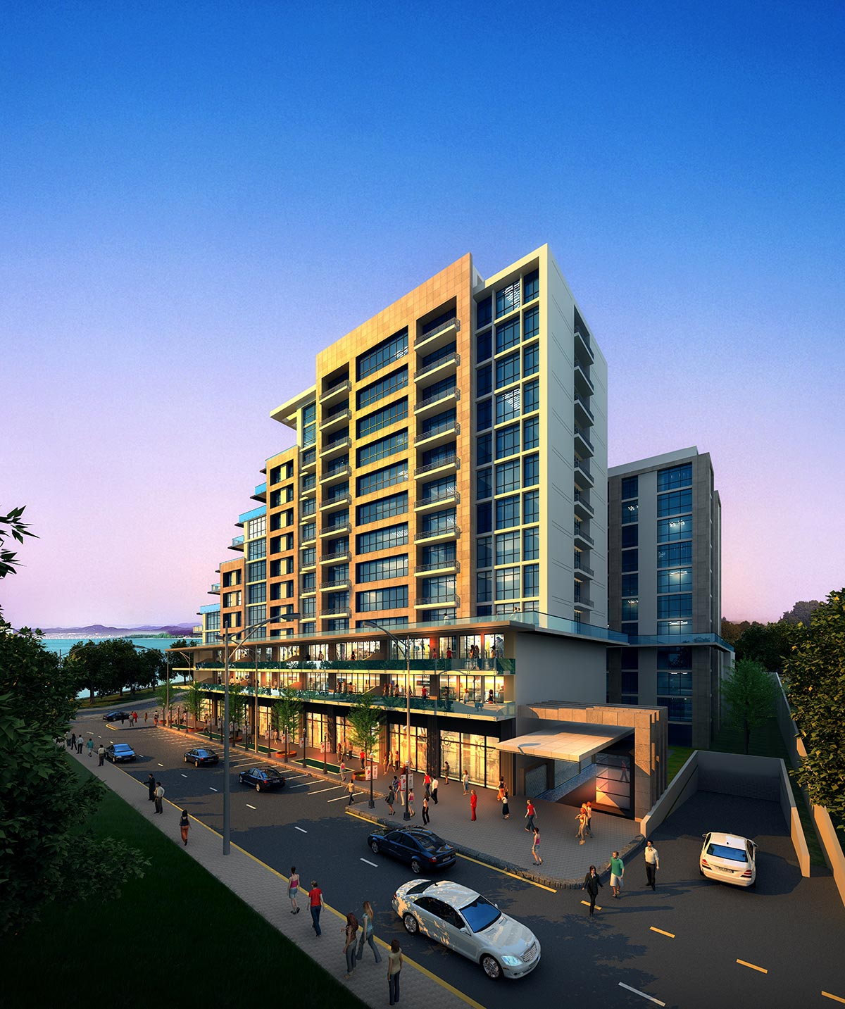 apartments with seaview in istanbul 9