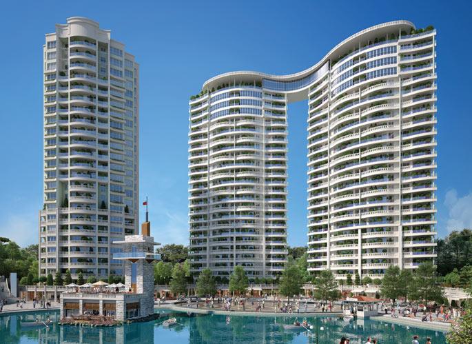 luxury apartment in istanbul 1