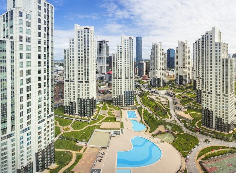 Luxury Apartments In A Prestigious Region Of Istanbul 15
