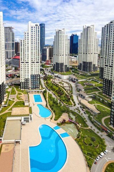 Luxury Apartments In A Prestigious Region Of Istanbul 16