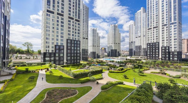 Luxury Apartments In A Prestigious Region Of Istanbul 18
