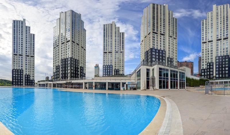 Luxury Apartments In A Prestigious Region Of Istanbul 21