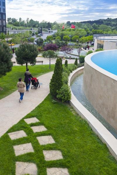 Luxury Apartments In A Prestigious Region Of Istanbul 22