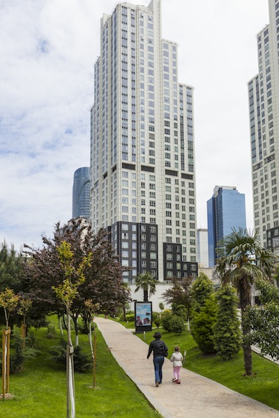 Luxury Apartments in Istanbul City Center 14