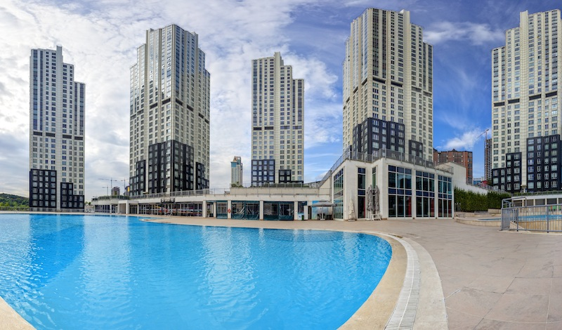 Luxury Apartments in Istanbul City Center 20