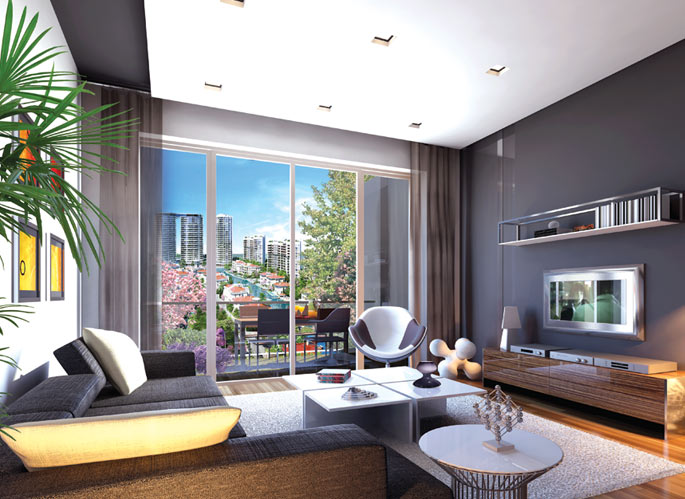 Luxury Real Estate Apartment In Istanbul Turkey 4