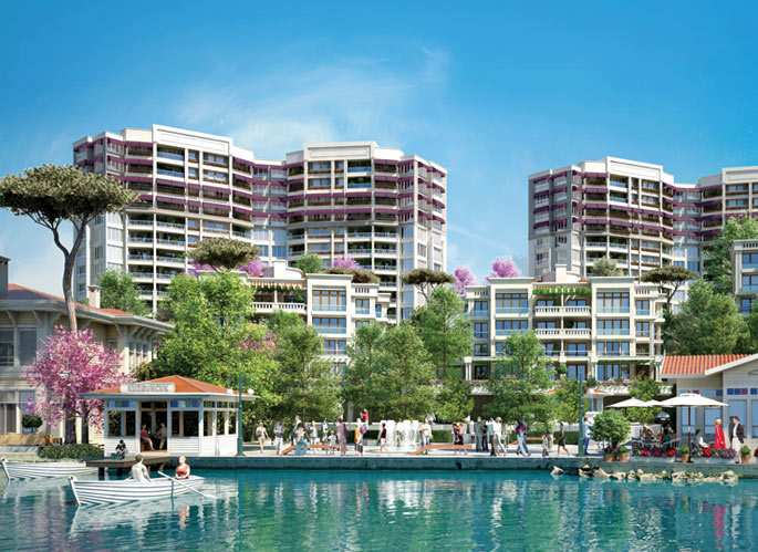 Luxury Real Estate Apartment In Istanbul Turkey 1