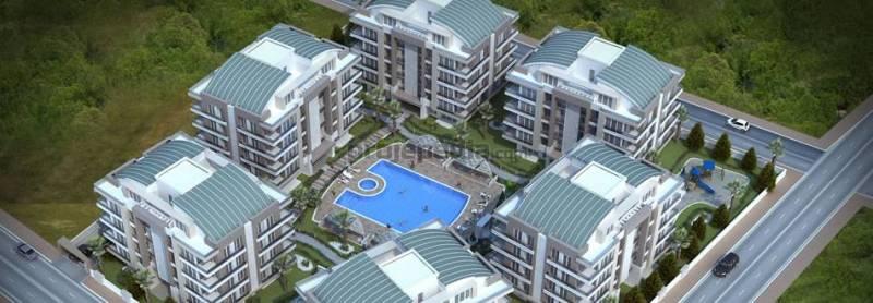 Antalya Turkish complex apartments for sale 1