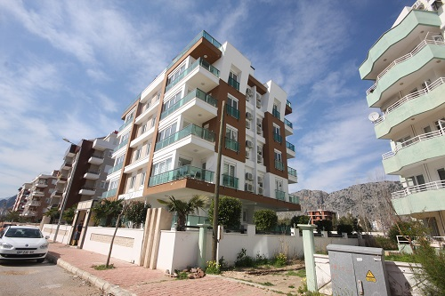 buy apartment in turkey close to the sea 4