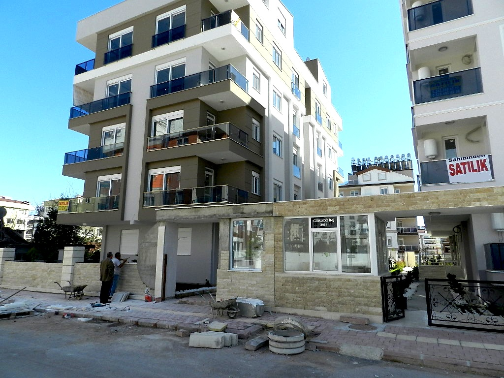 buy property in turkey with mountain view 3