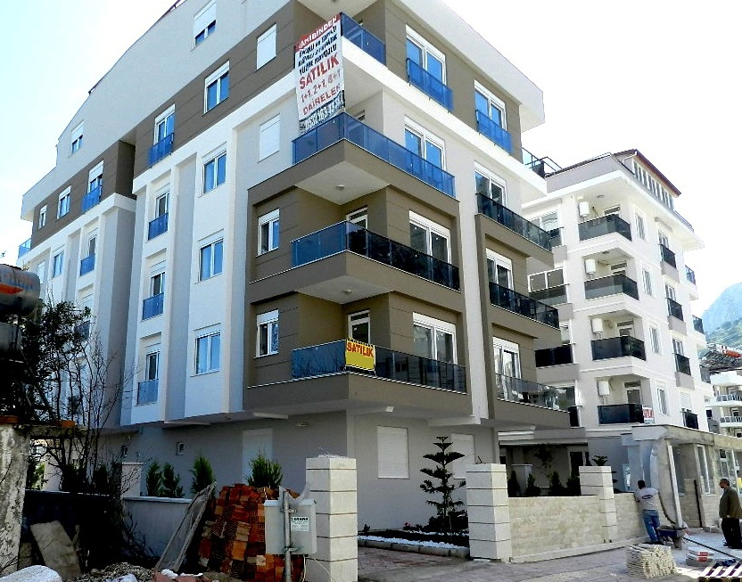 buy property in turkey with mountain view 1