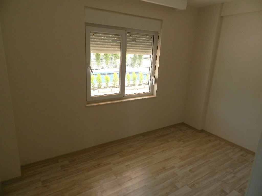 cheap Antalya apartment with sea view 10