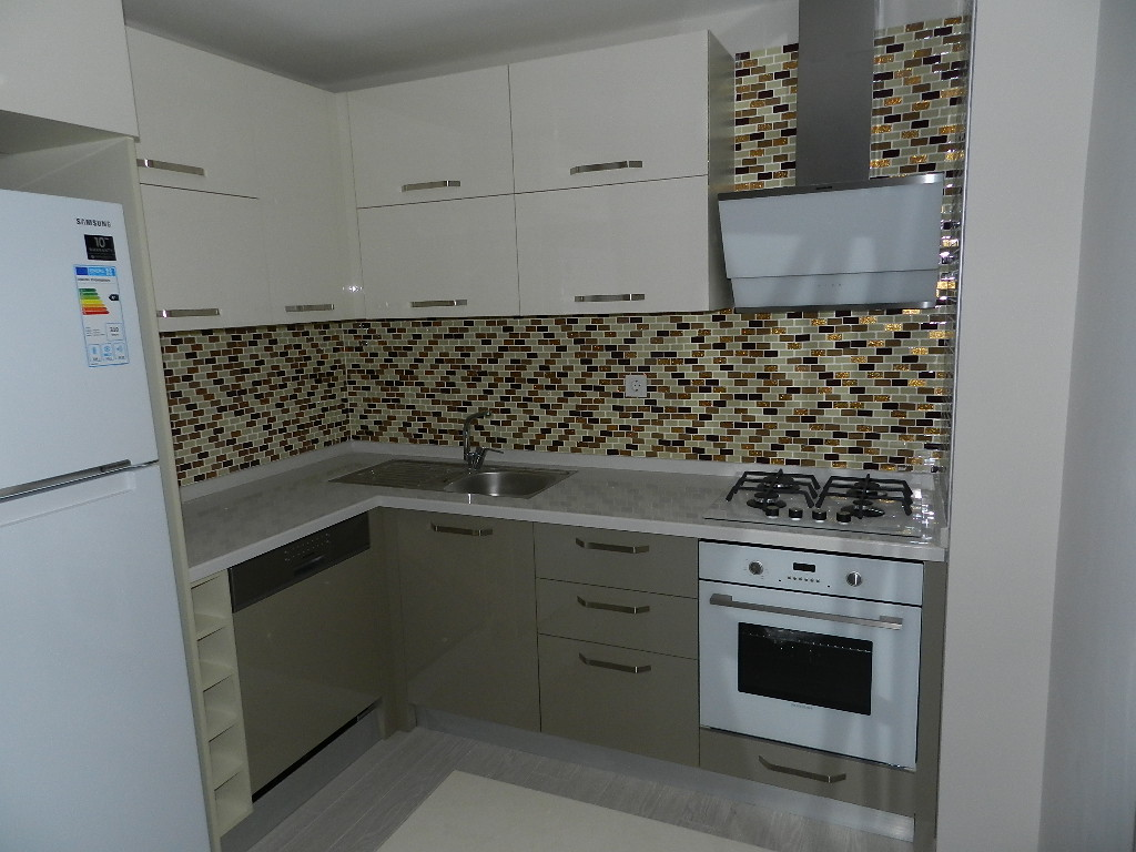 Mountain view apartments for sale in Antalya 10