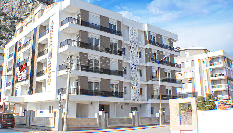 Mountain view apartments for sale in Antalya 2
