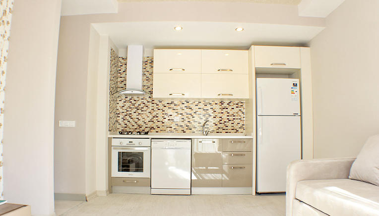 Mountain view apartments for sale in Antalya 3