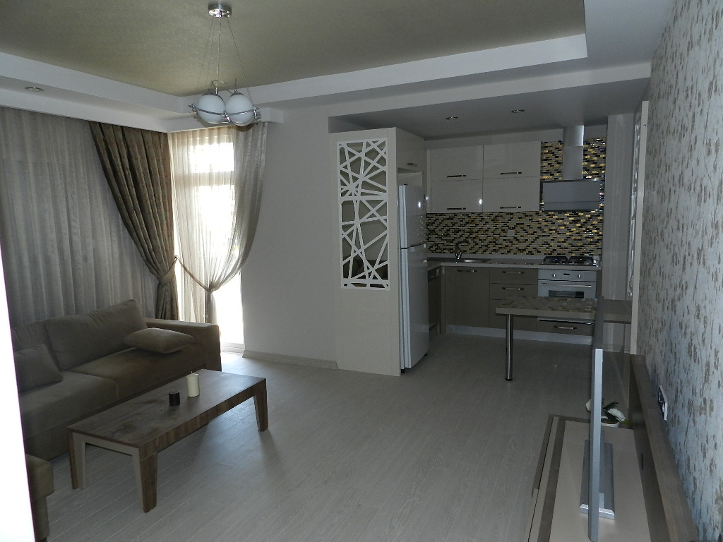 Mountain view apartments for sale in Antalya 8