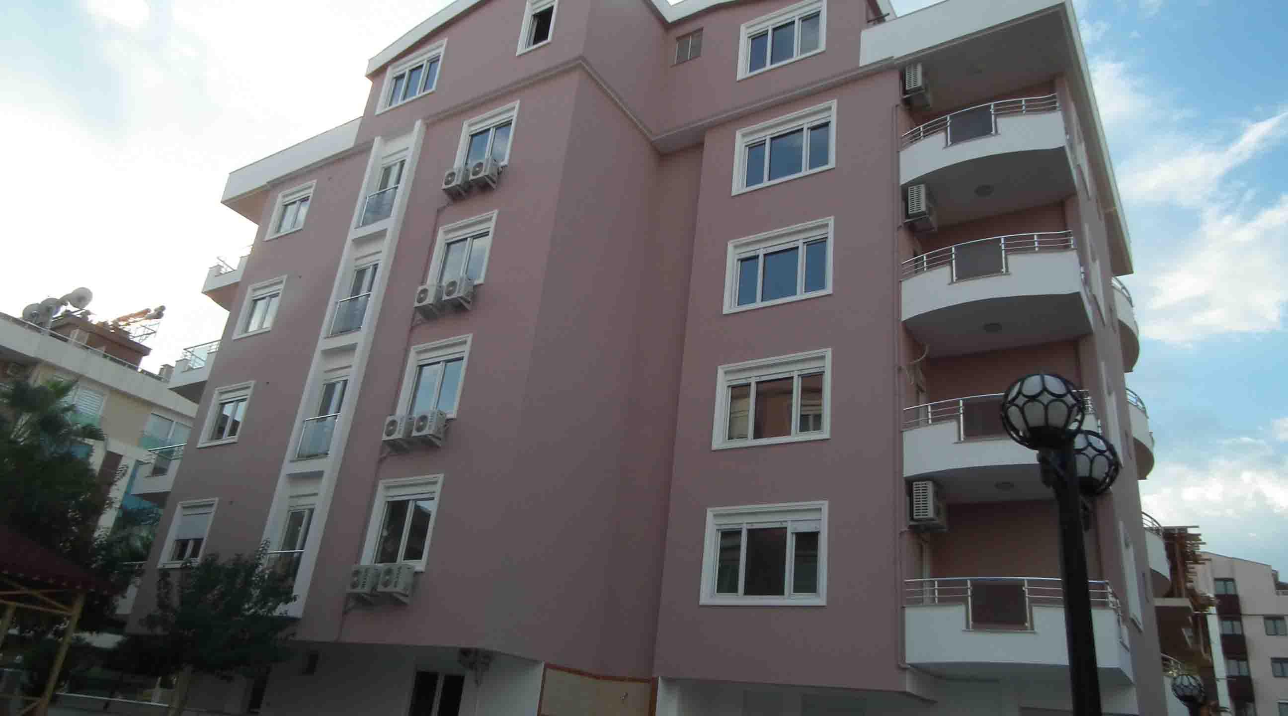 Seaside Apartments in Antalya 6