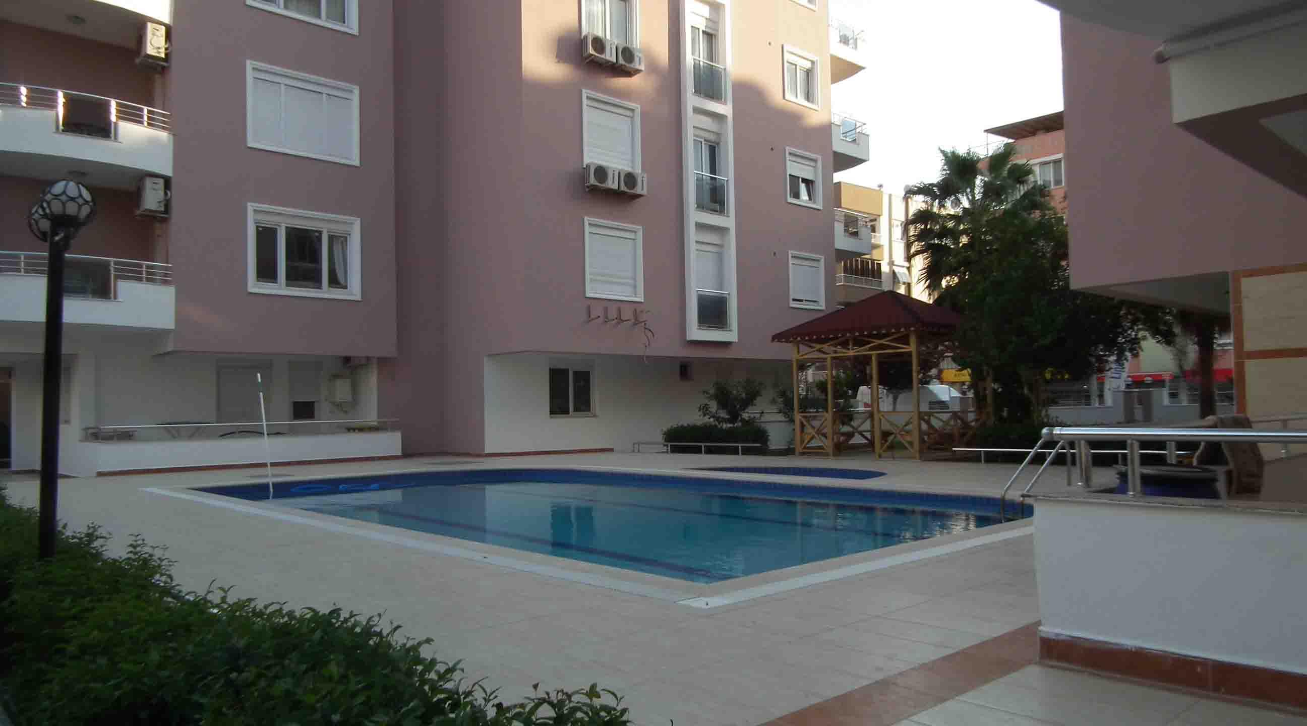 Seaside Apartments in Antalya 1