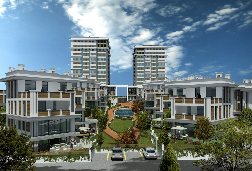 Apartments For Sale In Istanbul City Center 3