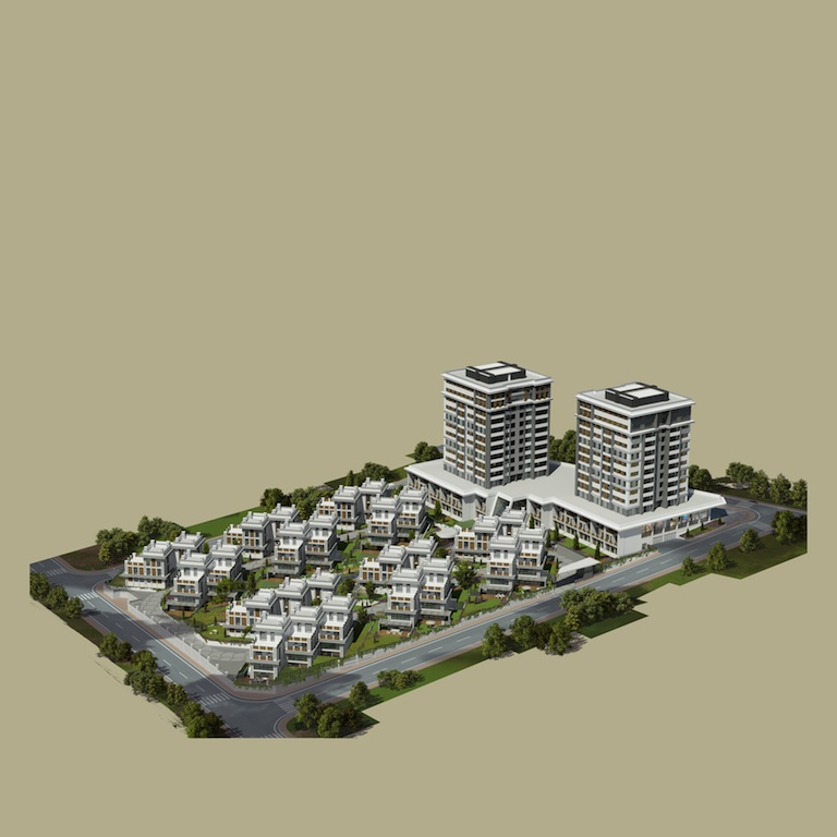 Apartments For Sale In Istanbul City Center 5
