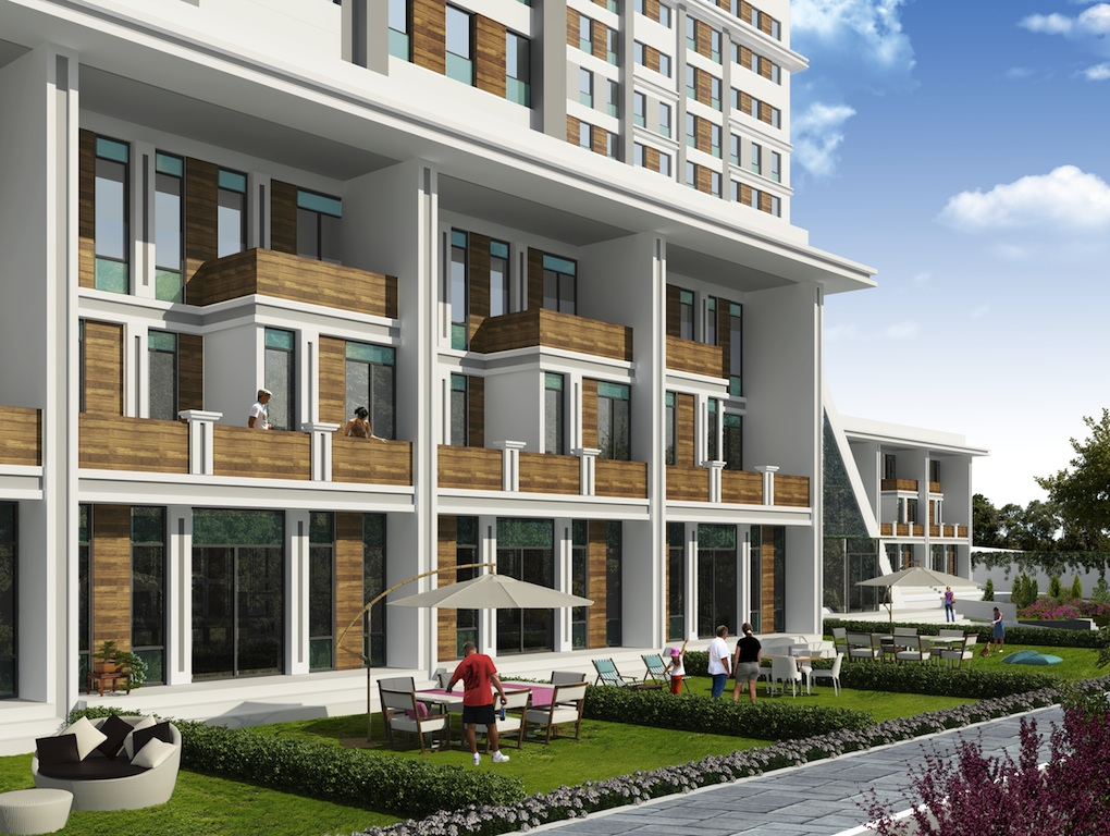 Apartments For Sale In Istanbul City Center 6