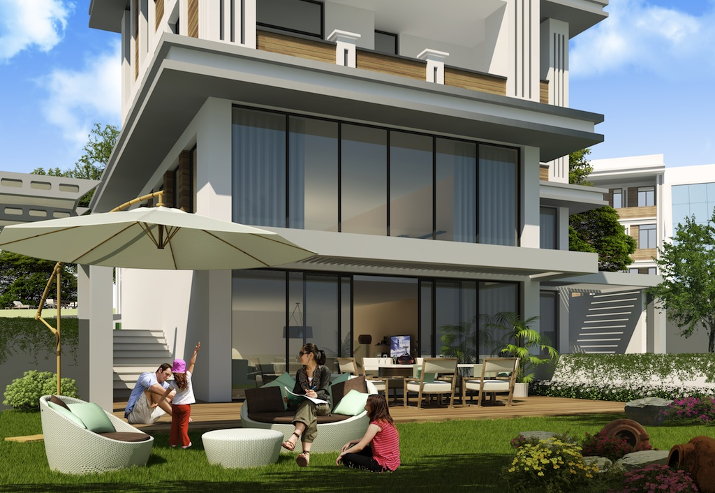 Apartments For Sale In Istanbul City Center 7