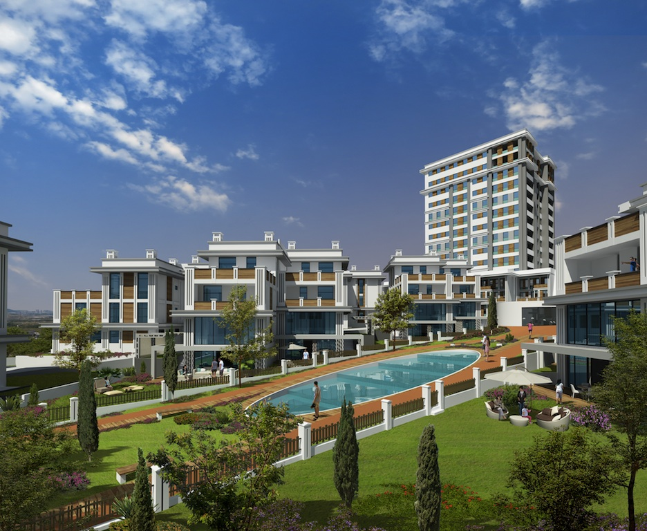 Apartments For Sale In Istanbul City Center 1