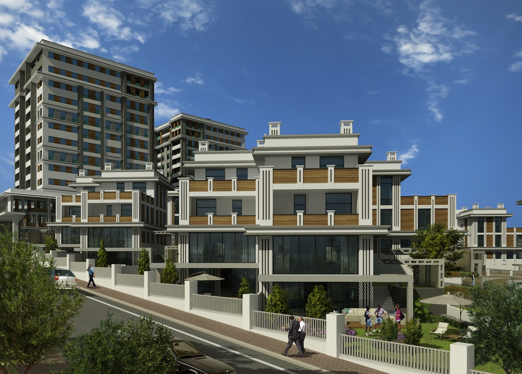 Buy Property Within Istanbul City Center 3