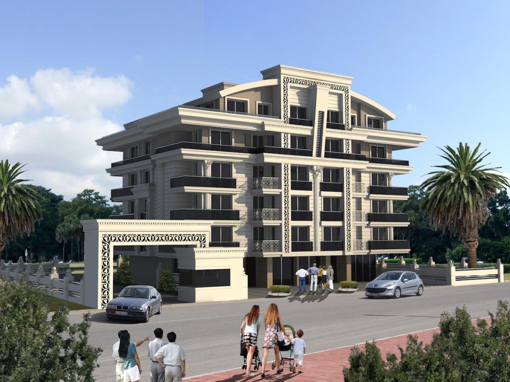 Modern Homes in Antalya for Sale 3