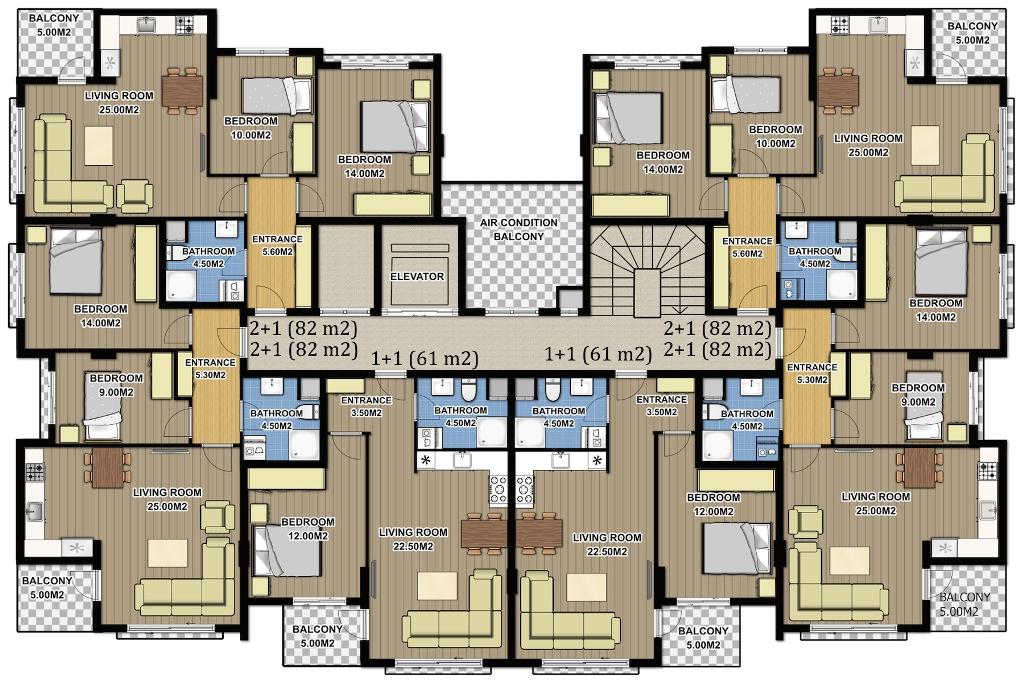 Modern Homes in Antalya for Sale 7