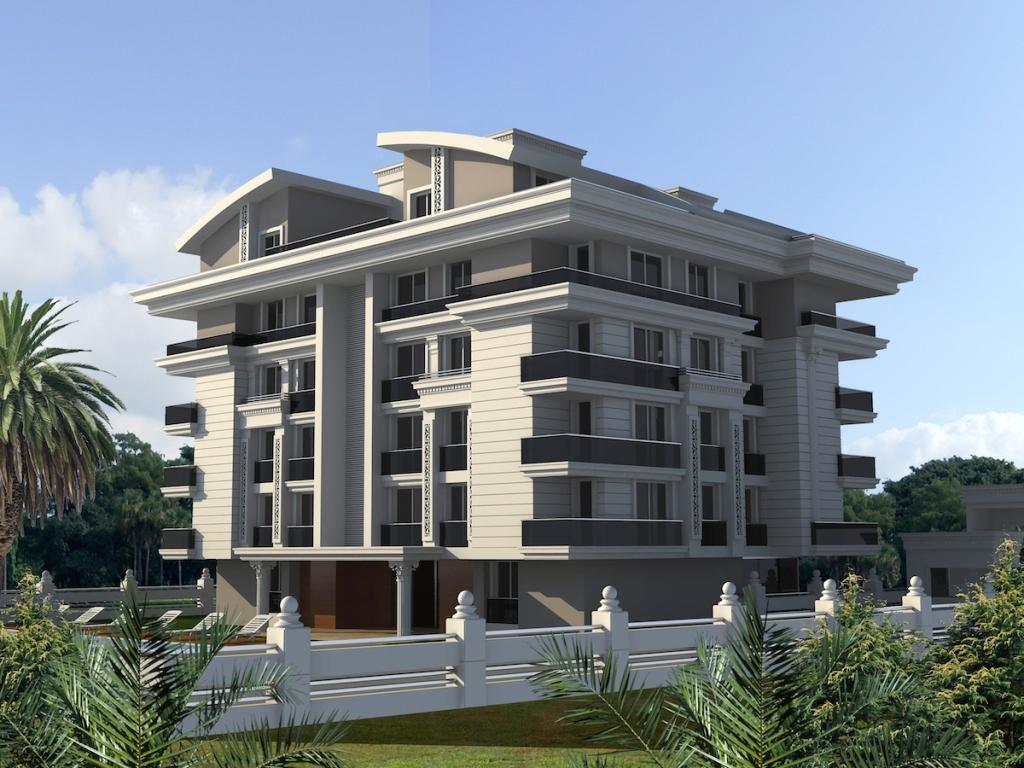 New Modern Antalya Apartments 4
