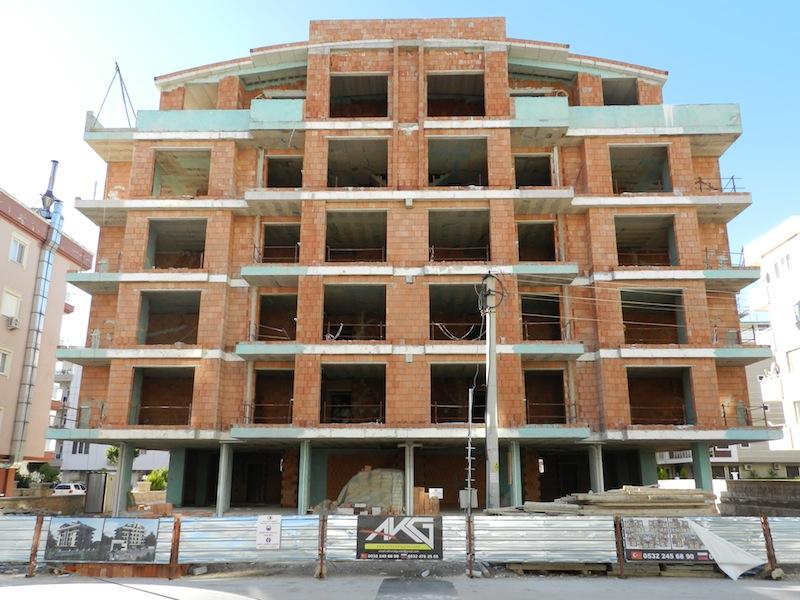 New Modern Antalya Apartments 6