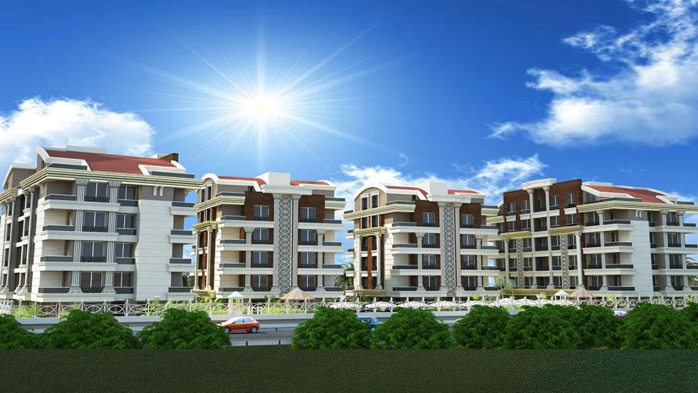 Property in Antalya near the Sea side 3
