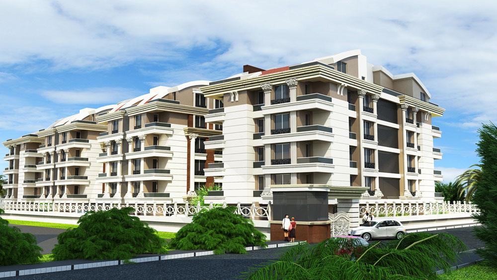 Property in Antalya near the Sea side 4