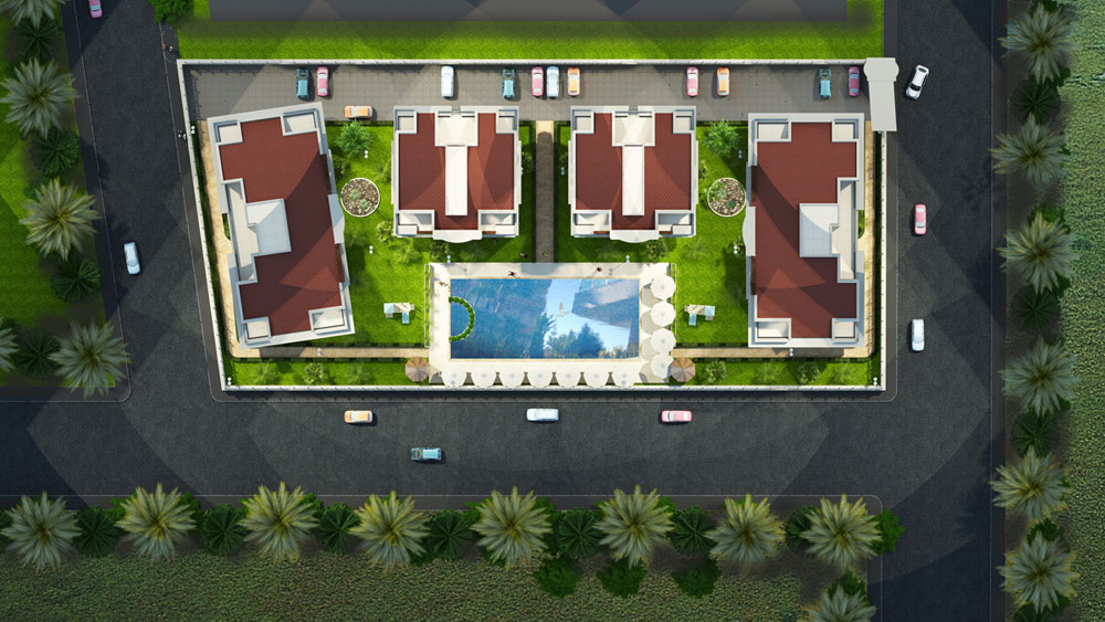 Property in Antalya near the Sea side 6