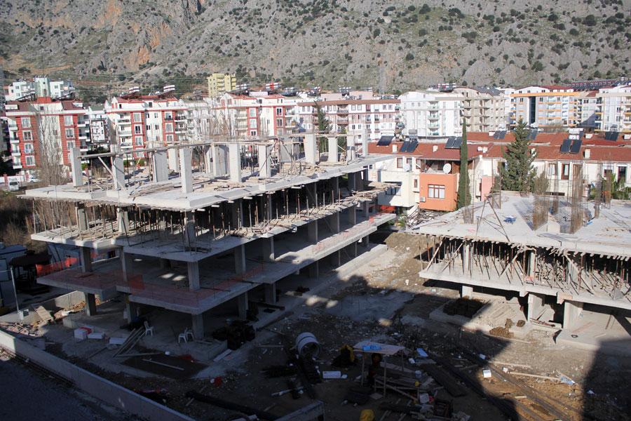 Property in Antalya near the Sea side 8