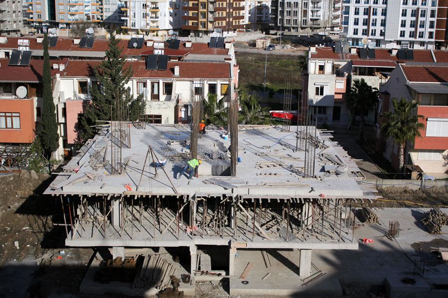 Property in Antalya near the Sea side 9